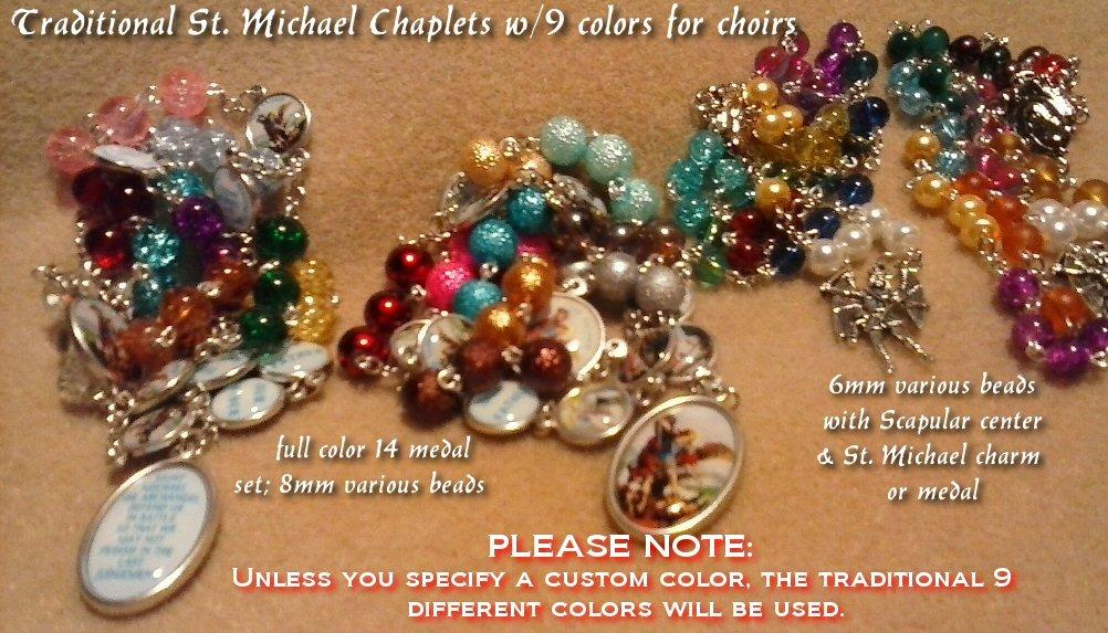 St Michael The Archangel Chaplet